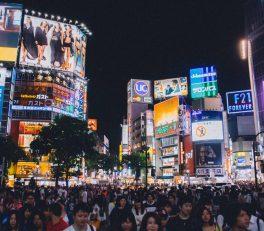 Tokyo notte