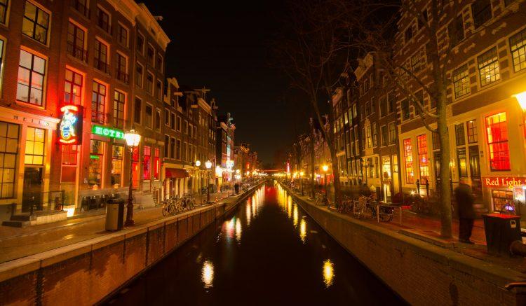 Amsterdam notte